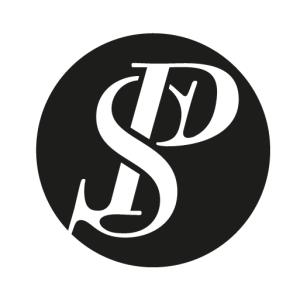 Sarah Patten Logo -BW